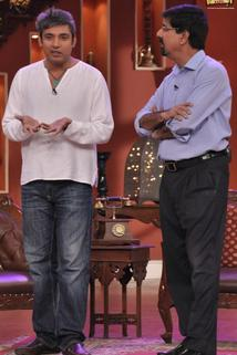 Comedy Nights with Kapil - Ajay Jadeja and Krishnamachari Srikkanth  - Ajay Jadeja and Krishnamachari Srikkanth