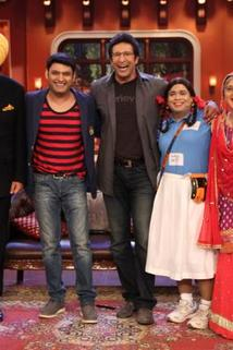 Comedy Nights with Kapil - Wasim Akram  - Wasim Akram
