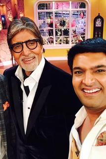 Comedy Nights with Kapil - Amitabh Bachchan, Dhanush, Akshara Haasan and R. Balki  - Amitabh Bachchan, Dhanush, Akshara Haasan and R. Balki