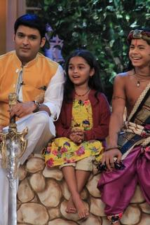 Comedy Nights with Kapil - Cast of Daily Soaps Aired on Colors