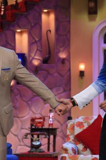 Comedy Nights with Kapil - Harbhajan Singh and Shoaib Akhtar  - Harbhajan Singh and Shoaib Akhtar
