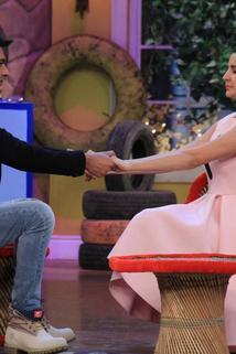 Comedy Nights with Kapil - Anushka Sharma and Neil Bhoopalam  - Anushka Sharma and Neil Bhoopalam