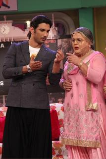 Comedy Nights with Kapil - Sushant Singh Rajput & Anand Tiwari  - Sushant Singh Rajput & Anand Tiwari