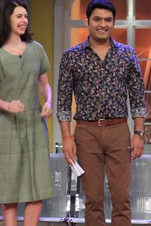 Comedy Nights with Kapil - Revathi and Kalki Koechlin  - Revathi and Kalki Koechlin