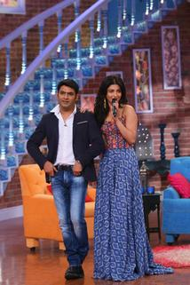 Comedy Nights with Kapil - Shruti Haasan and Akshay Kumar  - Shruti Haasan and Akshay Kumar