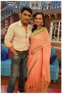 Comedy Nights with Kapil - Rannvijay Singh, Karan Kundra, Vijender Singh and Esha Deol, Mahaakshay Chakraborty, Evelyn Sharma, and Mohit Dutta  - Rannvijay Singh, Karan Kundra, Vijender Singh and Esha Deol, Mahaakshay Chakraborty, Evelyn Sharma, and Mohit Dutta