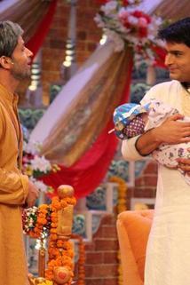 Comedy Nights with Kapil - Deepika Padukone, Irrfan Khan and Shoojit Sircar  - Deepika Padukone, Irrfan Khan and Shoojit Sircar