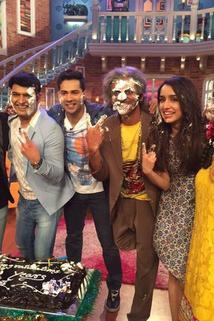 Comedy Nights with Kapil - Varun Dhawan, Shraddha Kapoor, Prabhu Deva & Remo D'souza  - Varun Dhawan, Shraddha Kapoor, Prabhu Deva & Remo D'souza