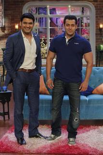 Comedy Nights with Kapil - Salman Khan  - Salman Khan