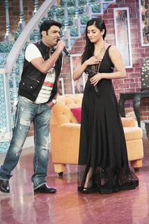Comedy Nights with Kapil - Anil Kapoor, John Abraham and Shruti Haasan  - Anil Kapoor, John Abraham and Shruti Haasan