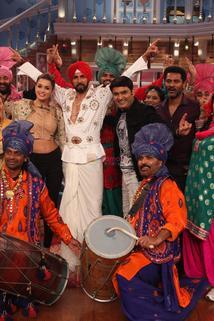 Comedy Nights with Kapil - Akshay Kumar, Amy Jackson & Prabhudeva  - Akshay Kumar, Amy Jackson & Prabhudeva