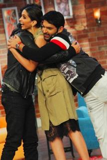 Comedy Nights with Kapil - Ranbir Kapoor & Deepika Padukone  - Ranbir Kapoor & Deepika Padukone