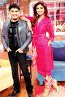 Shilpa Shetty, Daisy Shah, Zareen Khan, Karan Singh Grover and Sharman Joshi