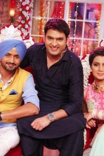 Comedy Nights with Kapil - Harbhajan Singh & Geeta Basra  - Harbhajan Singh & Geeta Basra