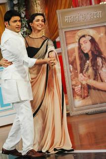 Comedy Nights with Kapil - Ranveer Singh and Deepika Padukone  - Ranveer Singh and Deepika Padukone