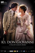 Plakát k filmu: Já, Don Giovanni