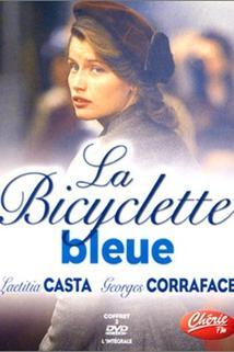 Modrý bicykl