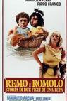 Remo e Romolo - storia di due figli di una lupa