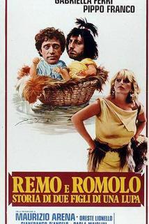 Remo e Romolo - storia di due figli di una lupa  - Remo e Romolo (Storia di due figli di una lupa)
