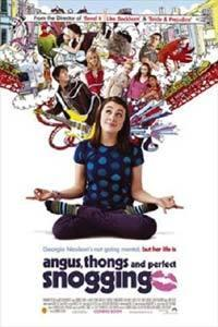 On je fakt boží!  - Angus, Thongs and Perfect Snogging