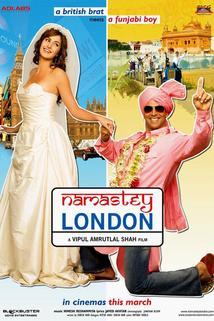Ahoj, Londýne  - Namastey London