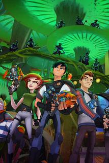 Slugterra - Out of the Shadows  - Out of the Shadows