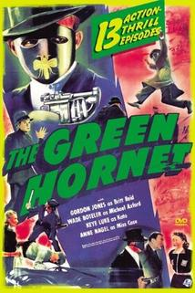 Zelený sršeň  - The Green Hornet