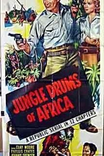 Jungle Drums of Africa  - Jungle Drums of Africa