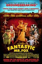 Plakát k filmu: Fantastický pan Lišák