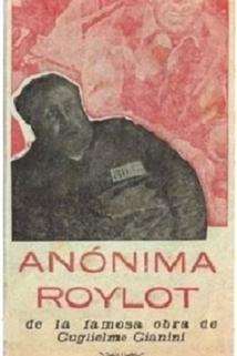 Anonima Roylott, L'  - Anonima Roylott, L'