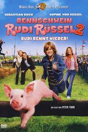 Prasátko Rudy