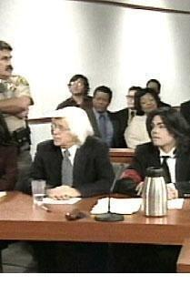 The Michael Jackson Trial