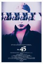 Plakát k filmu: Anděl pomsty