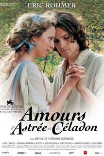 Amours d'Astrée et de Céladon, Les