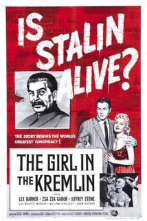 The Girl in the Kremlin