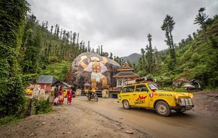 Trabantem z Indie až domů - Mistrovství světa v zírání