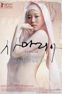 Samaritánka  - Samaria