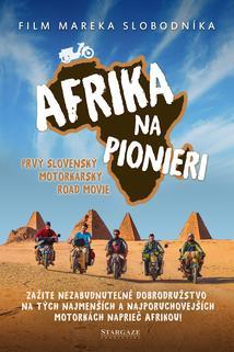 Afrikou na pionýru  - Afrika na Pionieri