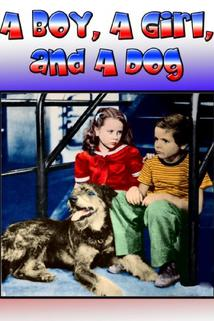 Boy, a Girl and a Dog, A  - Boy, a Girl and a Dog, A