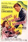 Promiňte, omyl (1948)