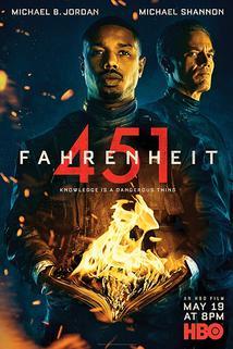451 stupňů Fahrenheita  - Fahrenheit 451