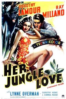 Her Jungle Love  - Her Jungle Love