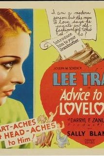 Advice to the Lovelorn  - Advice to the Lovelorn