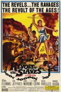 Rivolta degli schiavi, La