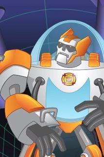 Transformers - Roboti záchranáři - A Virtual Disaster  - A Virtual Disaster