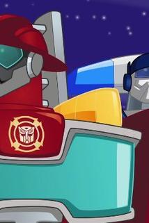 Transformers - Roboti záchranáři - Space Bots  - Space Bots