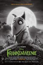 Plakát k filmu: Frankenweenie: Domácí mazlíček