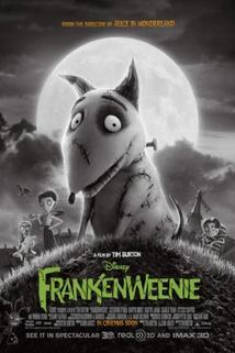 Plakát k filmu: Frankenweenie: Domácí mazlíček 3D
