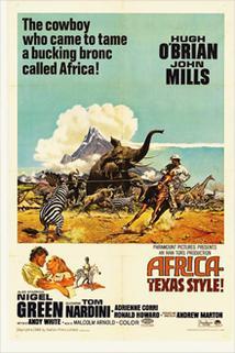 Afrika - V texaském stylu