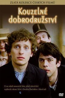 Plakát k filmu: Kouzelné dobrodružství